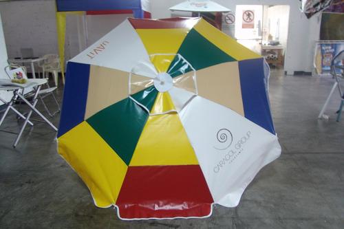 fabrica de sombrillas playeras y exteriores