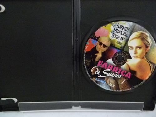 fábrica de sueños factory girl dvd original 1bn