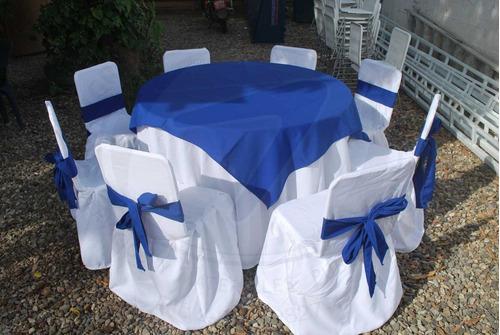 fabrica de toldos, sillas, mesas para festejos