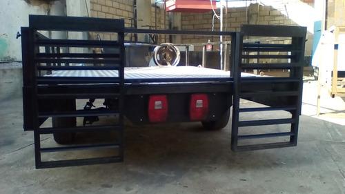 fabrica de trailer para cargas y comida rapida vtfactory c.a