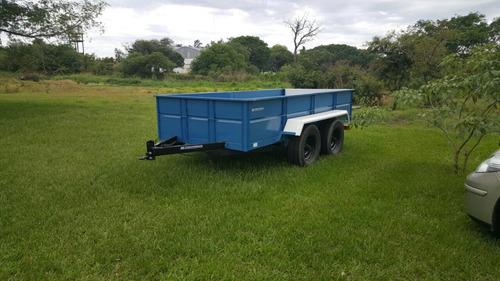 fabrica de trailers a medida. oestmann trailers