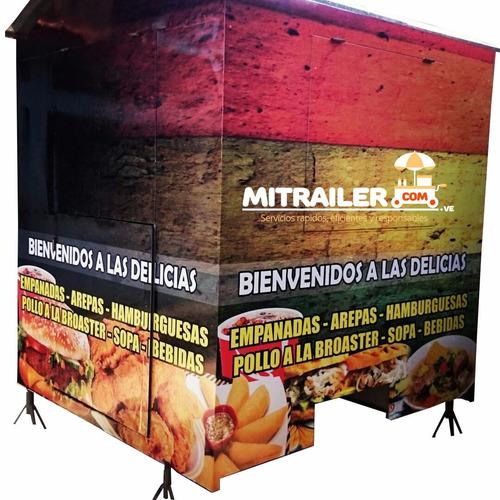 fabrica de trailers para comida rapida