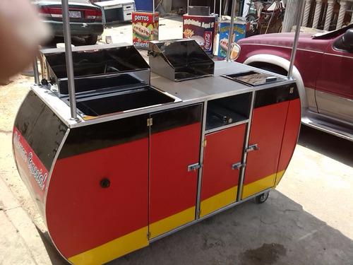 fabrica de trailers perro caliente, hamburguesa, arepa, etc