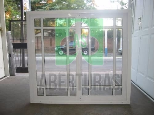 fabrica de ventanas de aluminio as aberturas ¡calidad!