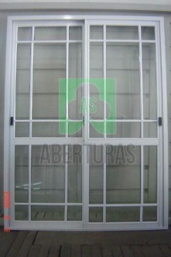 fabrica de ventanas de aluminio as aberturas calidad