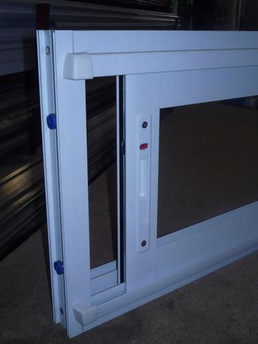 fabrica de ventanas de aluminio con vidrios. colocaciones.