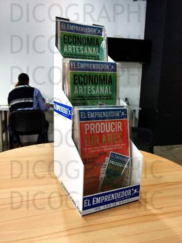 fabrica exhibidores para puntos de venta display corporativo