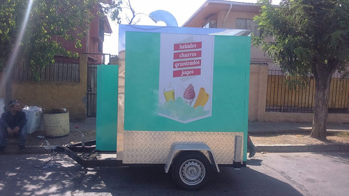 fabrica food truck chile