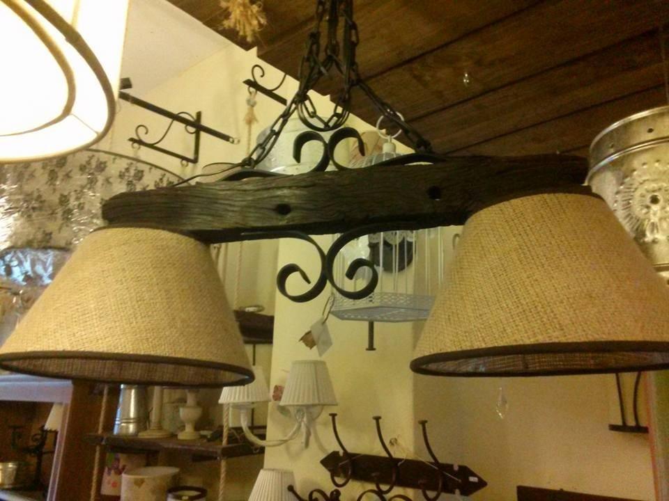 Fabrica iluminaci n hierro madera lampara de mesa apliques for Fabricas de muebles en montevideo uruguay