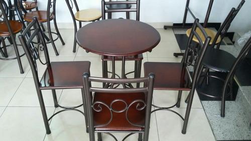 fabrica juego d sillas y mesa para restaurante barcafe hogar