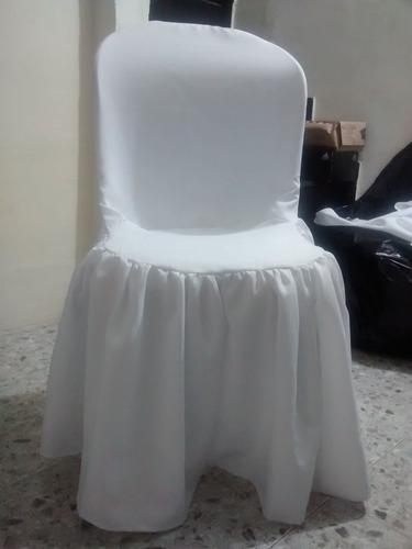 fabrica manteles forros  sillas plásticas rimax sin brazos