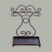 fabrica muebles en hierro forjado,decoraciones,paragueros