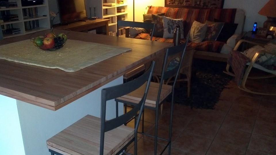 fabrica muebles hierro forjado banqueta decoracion