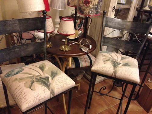 fabrica muebles hierro,decoracion de interiores,banqueta bar