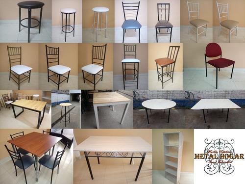 fabrica muebles metalicos oficina eventos o hogar tiffany