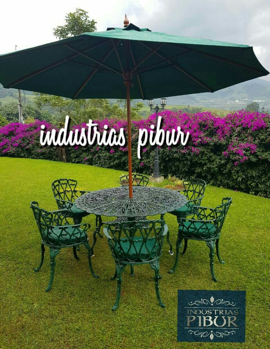 Fabrica Muebles Para Exterior Jardin Terraza Parasoles
