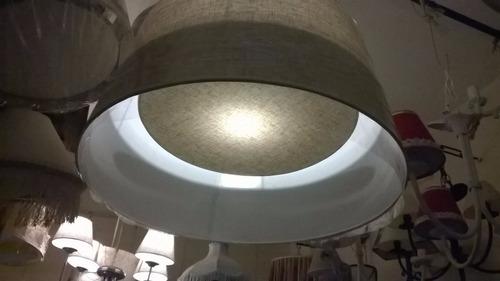 fabrica pantallas,iluminacion,lamparas,colgante de techo.