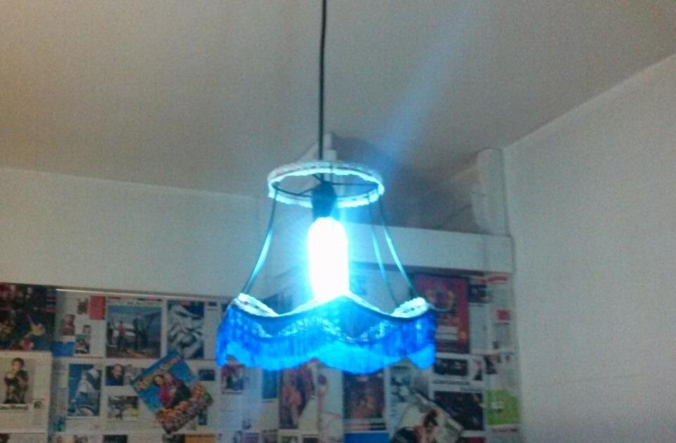 Fabrica pantallas lamparas iluminacion retro vintage arte - Fabrica tu lampara ...