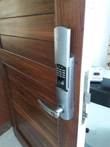 fabrica puertas de seguridad/apertura huella-clave -celular