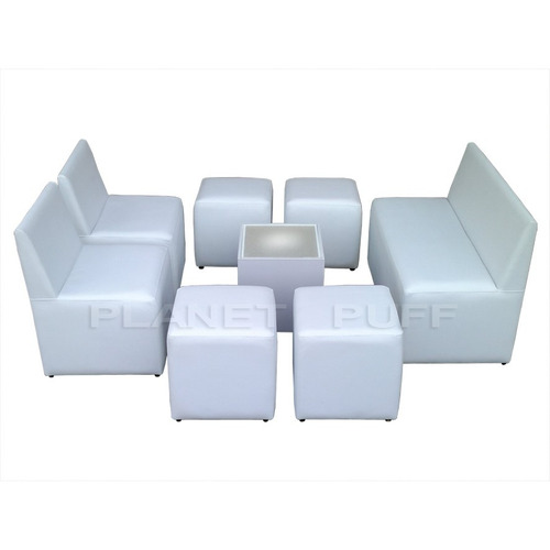 fabrica puff cubo muebles lounge agencia festejos restaurant