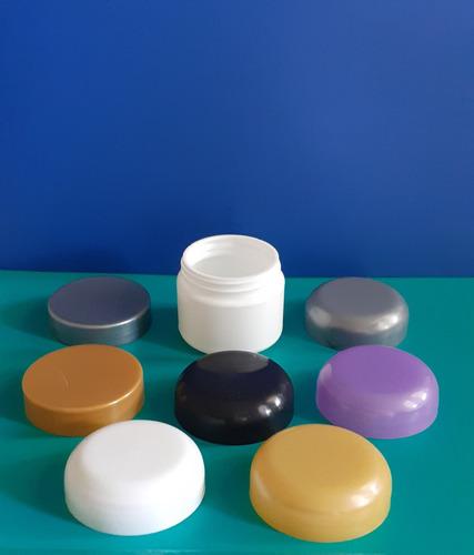 fabrica  tarros cosméticos doble fondo jarras potes frascos