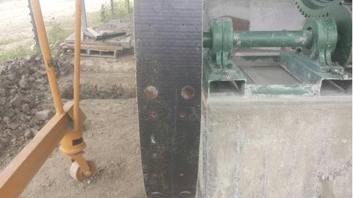 fabrica trapiche panelero repuestos fundición hierro bronce