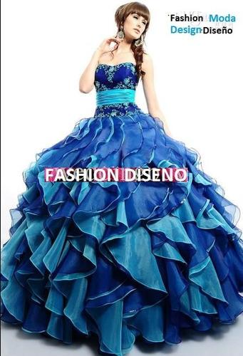fabrica vestidos quinceaños elegantes quinceañera xv 15 años