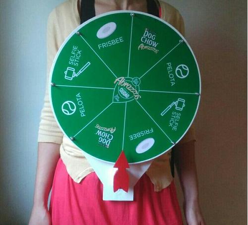 fabrica y alquiler de ruleta, tombola.