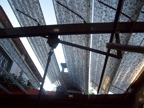 fabrica y reparacion de toldos de aluminio y poliacrilico