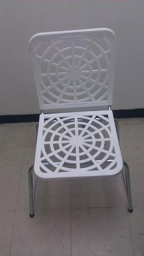fabrica y venta de sillas, mesas, mesones y toldos