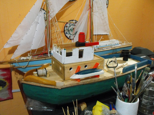 fabricación  buques, barcos, lanchas de todo tipo y tamaño