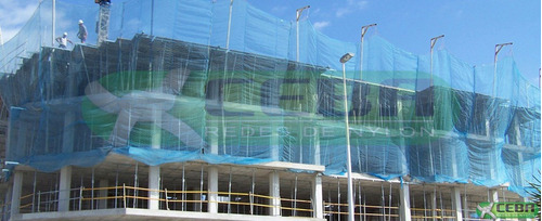 fabricación, confección e instalación de redes de nylon