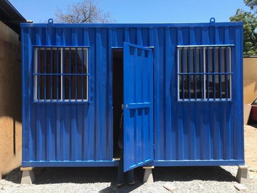fabricación container modulares