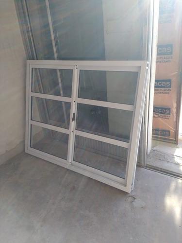 fabricacion de aberturas de aluminio a medida.