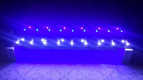 fabricación de barra de led para acuario iluminación lampara