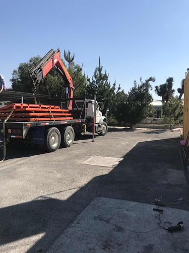 fabricación de báscula camionera portatil 10 ton
