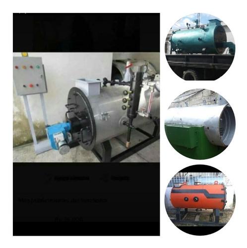 fabricación de calderas a vapor para quesera reparaciones