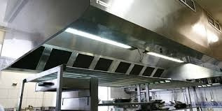 fabricación de campanas de extracción