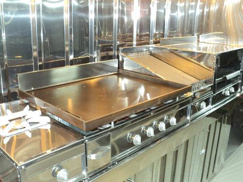 fabricacion de carro de comidas, chorizos, panchos, hamburg