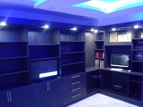 fabricacion de cocinas closets bibliotecas entre otros