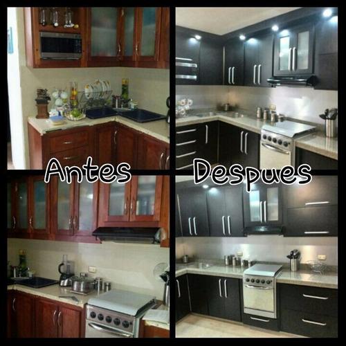 fabricacion de cocinas empotradas,closet, muebles de baño