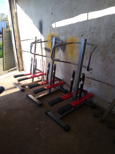fabricación de equipos para gimnasio