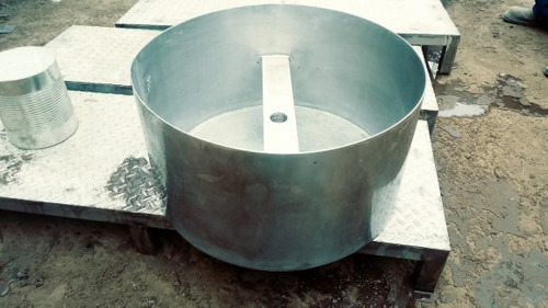 fabricación de equipos y accesorios en acero inoxidable