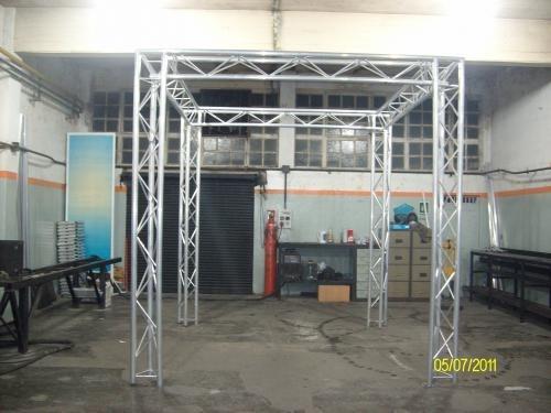 fabricación de escenarios y alquiler de escenarios
