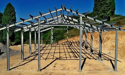 fabricacion de estructuras, tanques y tuberia alta presion