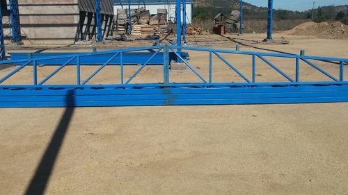 fabricación de galpones metalicos