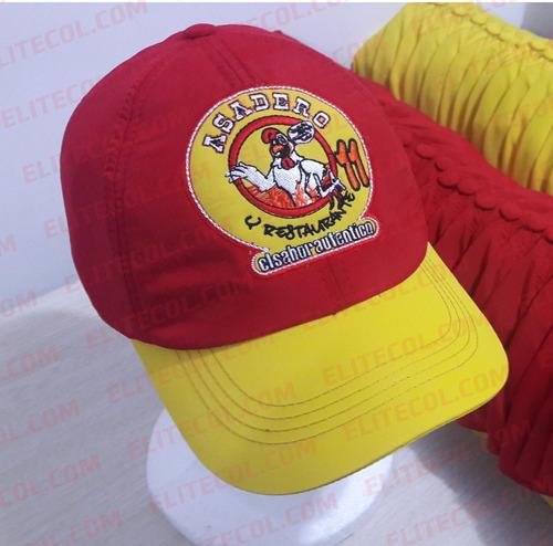 fabricación de gorras o cachuchas todos los modelos bogota