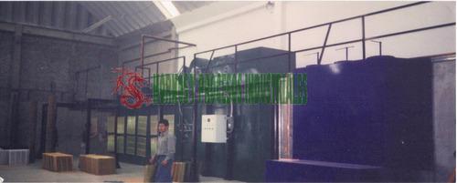 fabricación de hornos industriales, cabinas para pintura