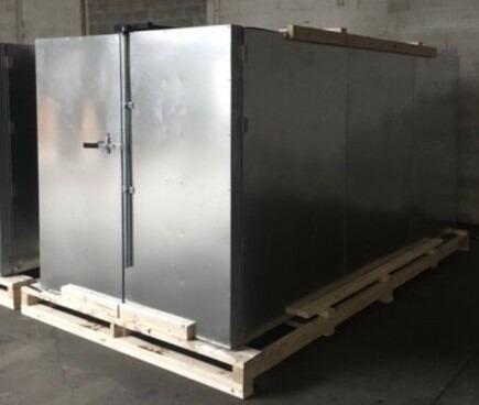 fabricacion de hornos pintura electroestatica en polvo