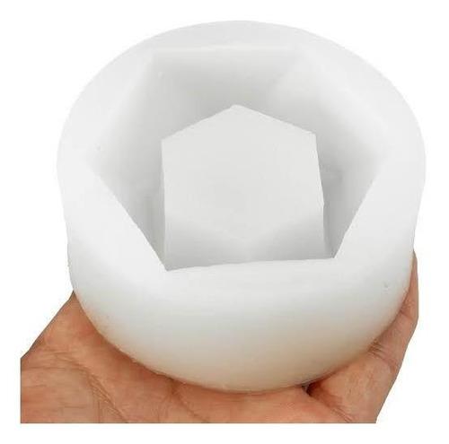 fabricación de moldes de silicón, macetas y otras figuras
